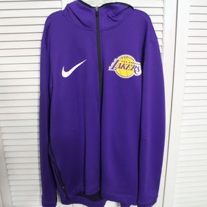 Nike Lakers Therma Flex Showtime--Size Large